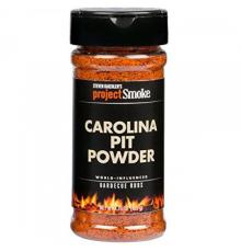 PROJECY SMOKE CAROLINA PIT POWDER RUB