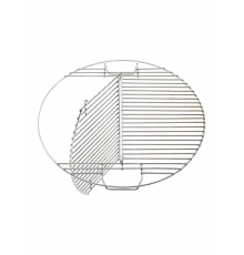 Pit Barrel Cooker Hinged Grill Grate