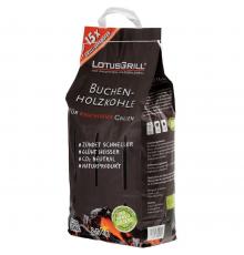 LOTUS GRILL - Carbonella faggio 2,5 kg