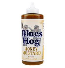 BLUES HOG HONEY MUSTARD BBQ SAUCE SQUEEZE