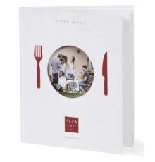 Cook Book multilingue ALFA FORNI