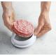 Filled Burger Press