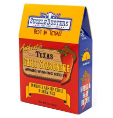 SUCKLEBUSTERS CHILI KIT - ORIGINAL TEXAS STYLE