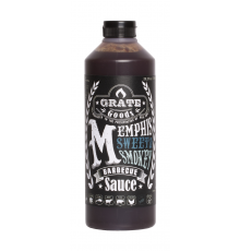 Memphis Sweet & Smokey Barbecue Sauce