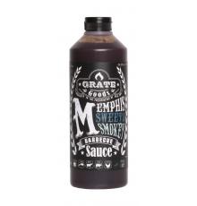 Memphis Sweet & Smokey Barbecue Sauce 775 ml